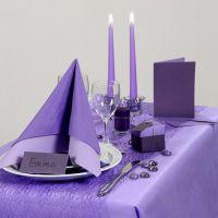 Alles voor uw feest in het paars