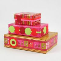 Cadeaus inpakken met Helsinki Vivi Gade Design papier