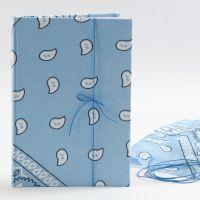 Notitieboek met bandana