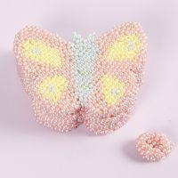 Vlinderdoos gedecoreerd met Pearl Clay